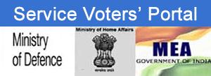Service Voters' Portal